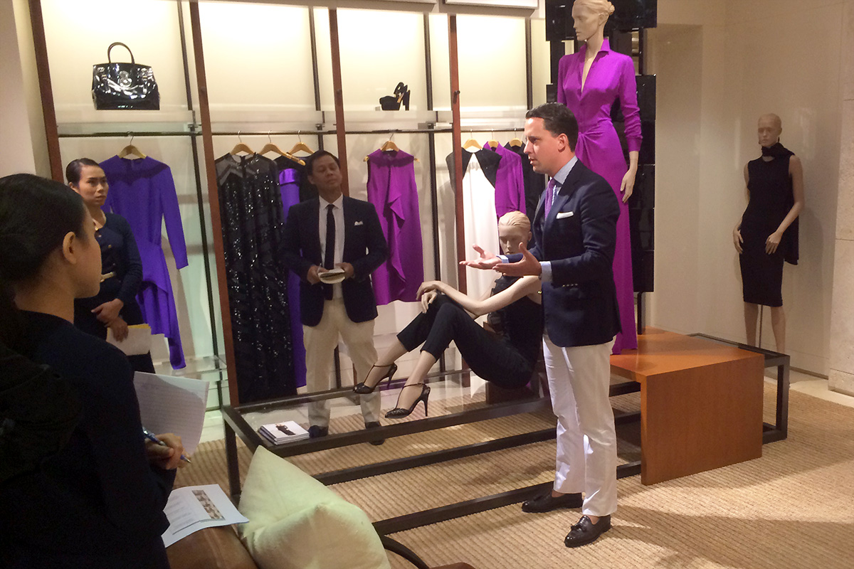 Luxe Digital Luxury Marketing Ralph Lauren Retail Singapore Pontus Persson