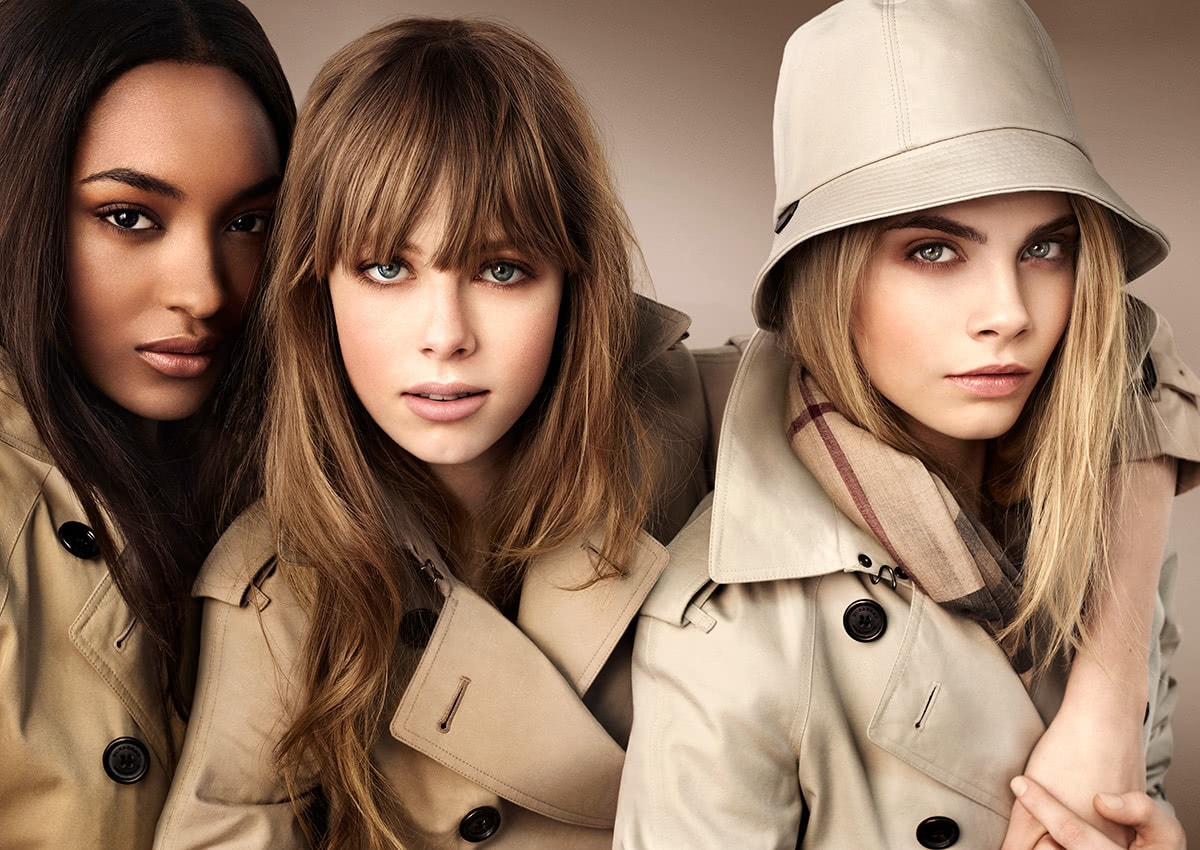 Luxe Digital luxury Burberry big data marketing campaign