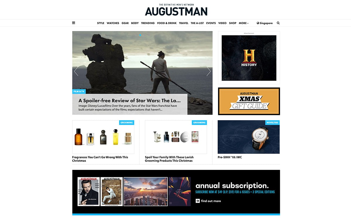 Luxe Digital top luxury magazines to target affluent consumers in Asia - AUGUST MAN