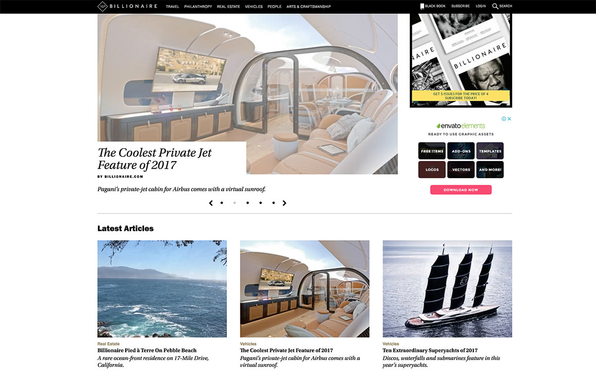 Luxe Digital top luxury magazines to target affluent consumers in Asia - Billionaire Singapore
