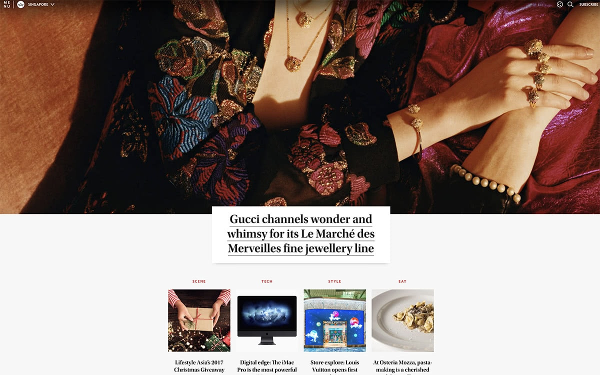 4441cc0ecf4 Luxe Digital top luxury magazines to target affluent consumers in Asia -  Lifestyle Asia
