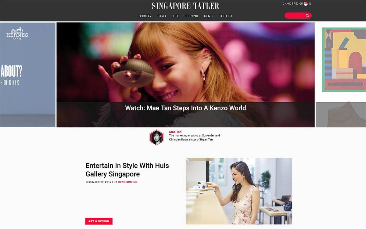 Luxe Digital top luxury magazines to target affluent consumers in Asia - Tatler Singapore