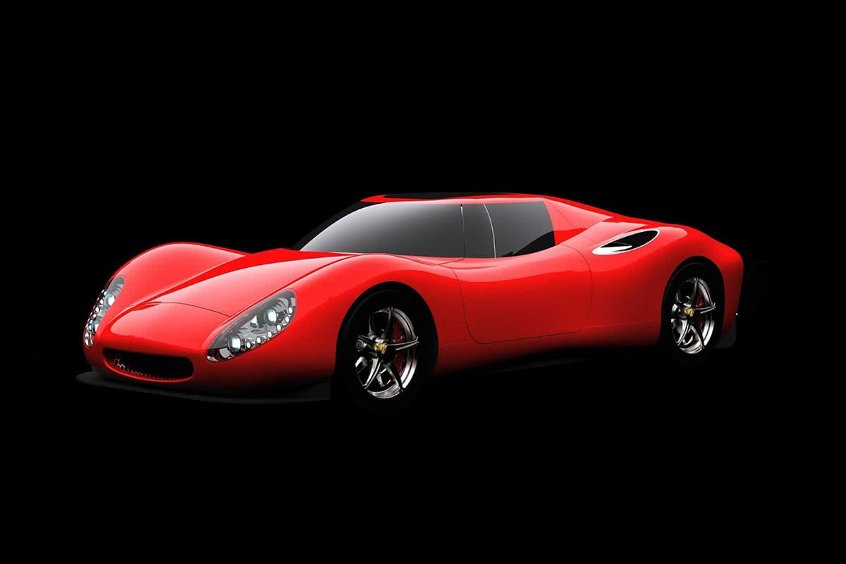 Luxe Digital luxury lifestyle cars Monaco corbellati missile supercar