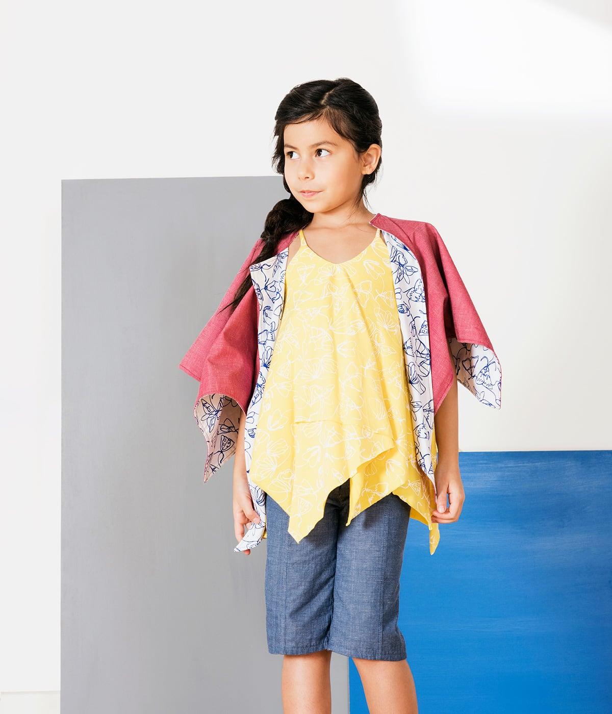 Luxe Digital luxury sustainable fashion Jake+ Maya