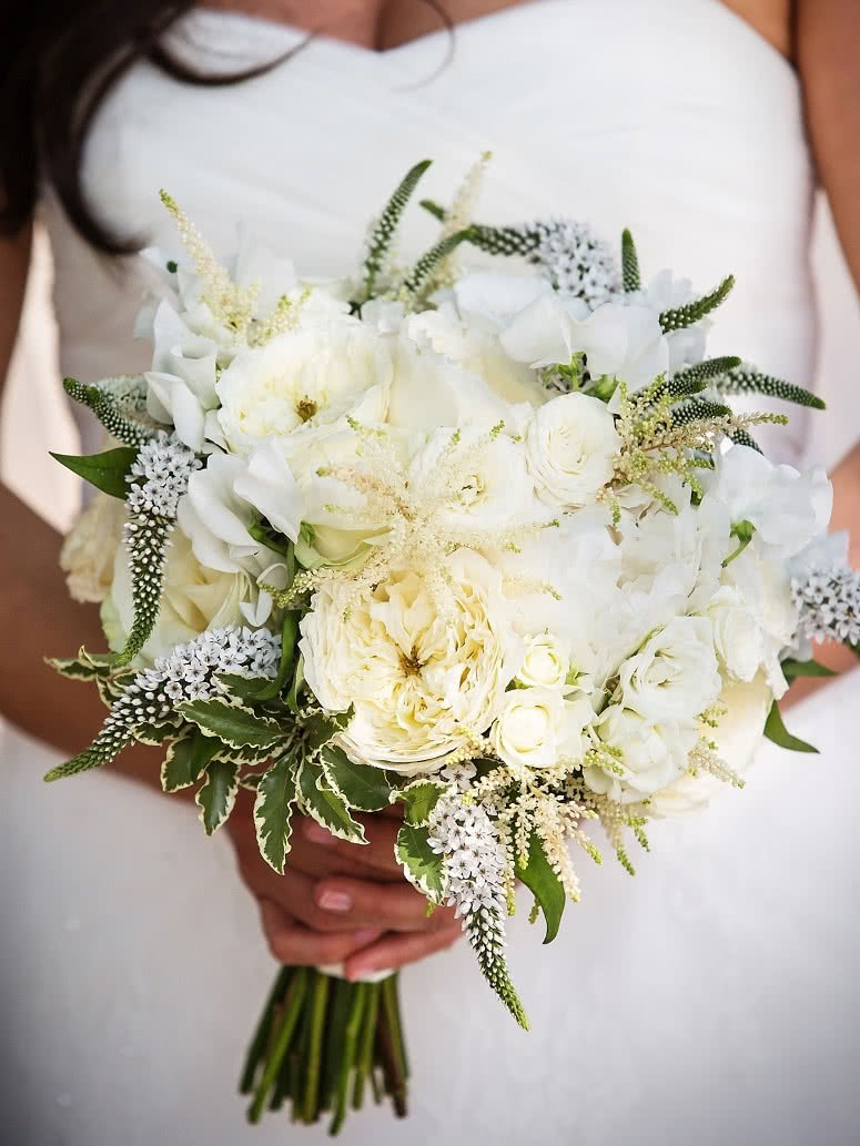 Luxe Digital luxury destination wedding flowers