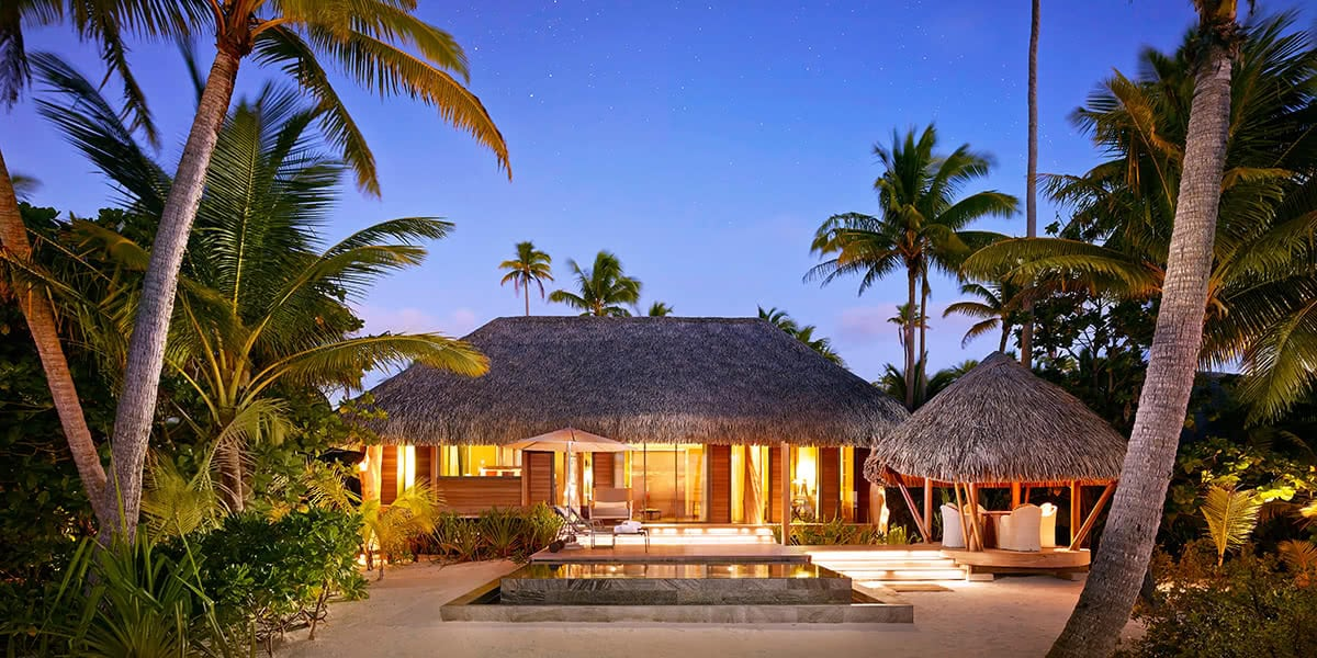 Luxe Digital luxury hotel The Brando Tetiaroa
