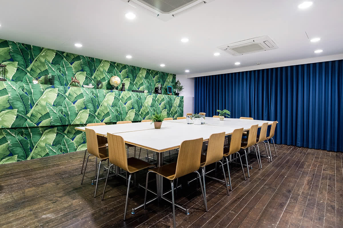 Luxe Digital luxury meeting room rental Singapore The Working Capitol