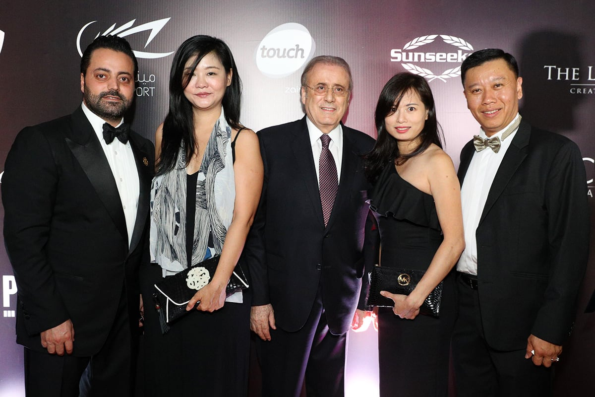 Luxe Digital luxury Network awards Caratell