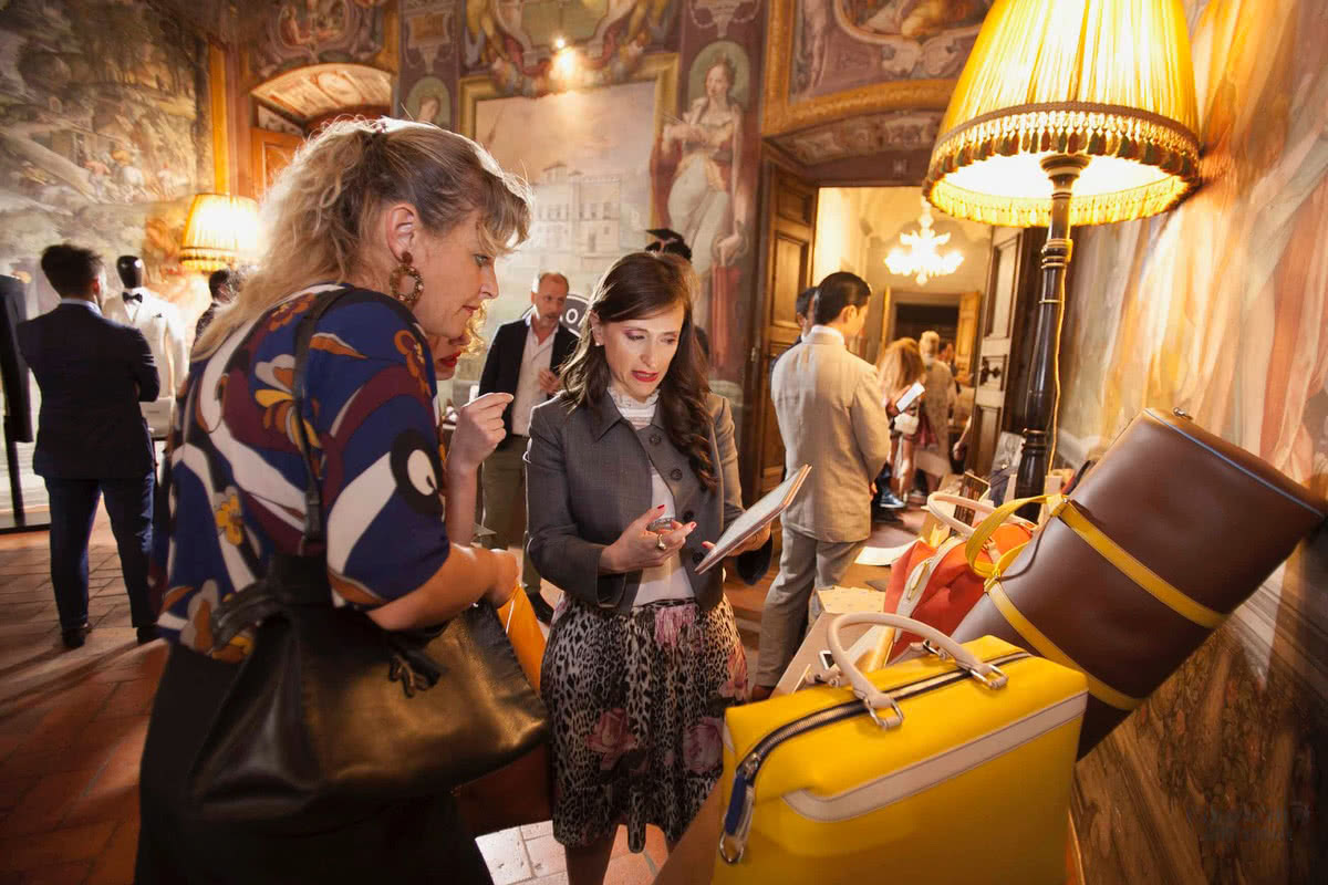 Luxe Digital luxury menswear fashion Florence tailor
