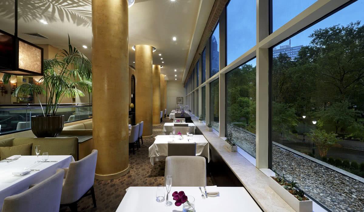 Luxe Digital luxury best hotel Philadelphia Rittenhouse Lacroix restaurant