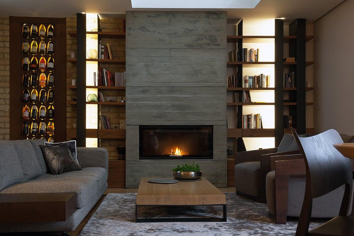 Luxe Digital luxury design DekoForma - Apartmartment in Gediminas Avenue