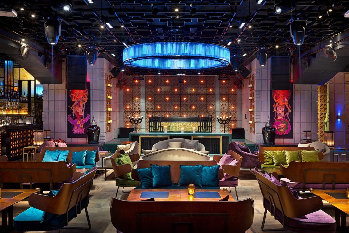 Luxe Digital luxury design LOFT BURO - CHI