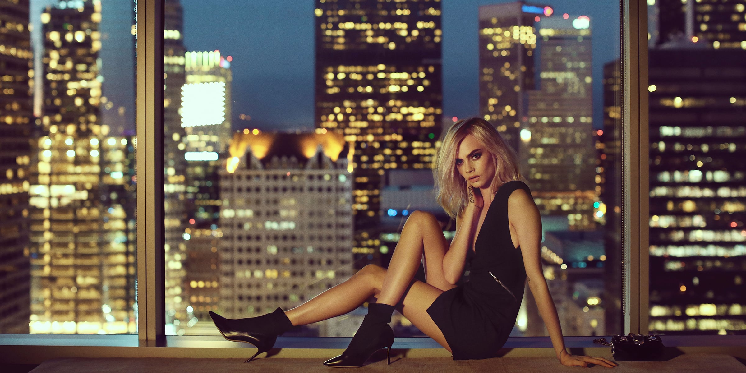 online luxury private sales best discount websites USA edition Jimmy Choo Luxe Digital