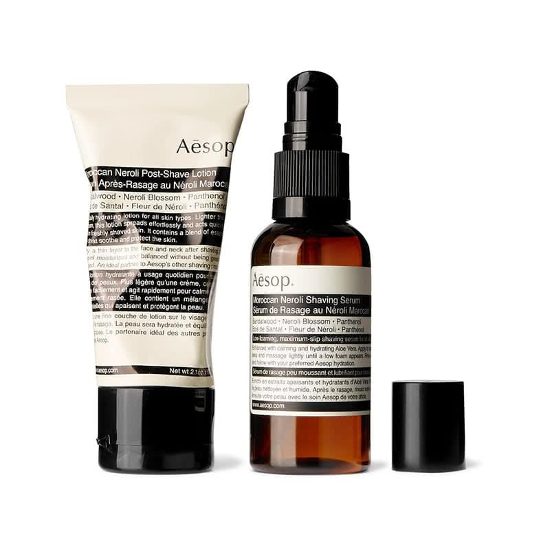 best Valentine's Day gifts for him luxury guide aesop neroli shaving kit luxe digital