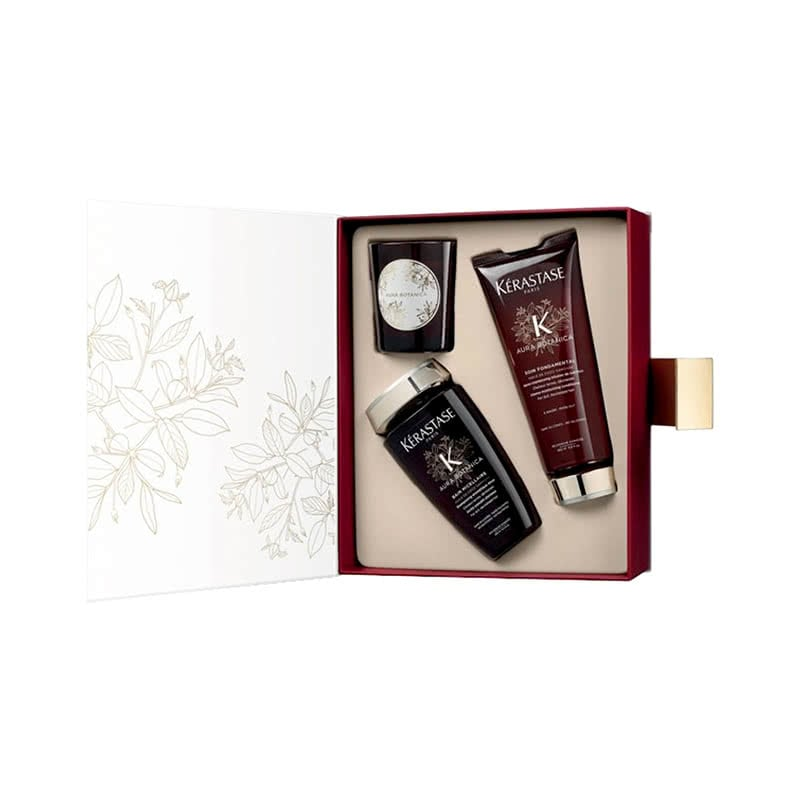 best christmas gifts for her kerastase aura botanica luxury set luxe digital